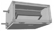 Wolf Modul Kühler PKW 6kW für CFL 10, Zuluftrichtung Rechts