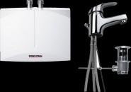 STIEBEL ELTRON Mini-Durchlauferhitzer DNM 3 mit MAE, 3,5 kW/230 V, weiss