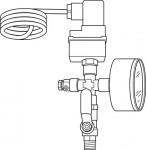 Wilo Bausatz Wassermangelsicherung WMS R3/4
