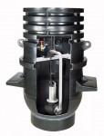 Wilo Schachtpumpstation DrainLift WS 900 D/TS 40