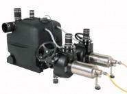 Wilo Abwasser-Hebeanlage DrainLift XXL 880-2/2,1,DN80,3x400V,2.1kW