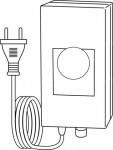 Wilo Elektrisches Zub., Niveausteuerung Lufteinperlsystem