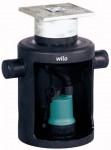 Wilo Schmutzwasser-Hebeanlage DrainLift Box 40/10,230V,0.6kW