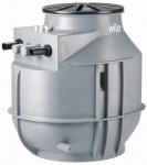 Wilo Schachtpumpstation DrainLift WS 40 E/MTS 40