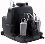 Wilo Abwasser-Hebeanlage DrainLift XL 2/10,DN80,3x400V,3kW