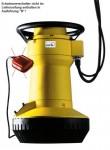 KSB Tauchpumpe Ama-Drainer B 100-75 N | 3x400 V/50 Hz | 7,5 kW | 15,4 A | für sandhaltiges Wasser |