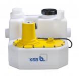 KSB Hebeanlage mini-Compacta US1.100 E | m. Schneideinr. | ohne Rückflußsperre | 230 Volt | Artnr: 29131724
