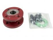 GRUNDFOS Zubehör für Umwälzpumpen Ausgleichsstücksatz A40-70 DN40 PN10