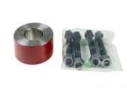 GRUNDFOS Zubehör für Umwälzpumpen Ausgleichsstücksatz A50-50 DN50 PN10