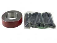GRUNDFOS Zubehör für Umwälzpumpen Ausgleichsstücksatz A80-40 DN80 PN10