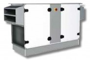 Wolf Comfort-Kompakt-Lüftung CKL-A-4400, Rechts, Regelung WRS-K für PWW-Register