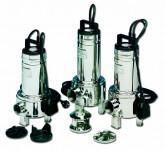 Lowara Schmutzwasser-Tauchmotorpumpe ohne Schwimmerschalter DOMO 10VXSG/B