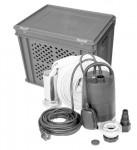 GRUNDFOS MULTIBOX Hochwasser-Gesamtpaket MULTIBOX CC7-A1 1x230V 0,38kW 10m Kabel