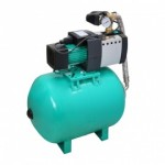 Wilo-HiMulti 3 H 100-24 P Kreiselpumpe selbstsaugend mit Gefäß 100l Hauswasserwerk