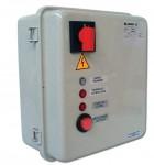 Lowara Schaltgeräte für Einzel-Tauchmotorpumpen QDR/22/TS