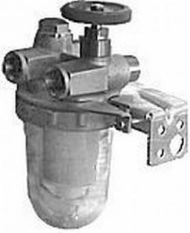Wolf Heizölfilter für Zweistrangsystem mit Absperrventil