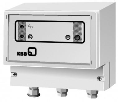KSB Zub Alarmschaltgerät | AS5 1x230 V | 12 V | 5 VA | 00530561