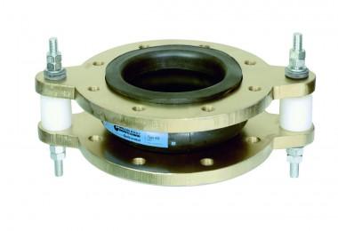 KSB Zub Kompensator Typ 49 blau Ausführung C, DN 40, PN 16