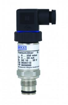 KSB Zub Druckmessumformer S-11 Messbereich 0 - 6 bar