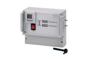 Maico Druckregelung Centro-PT integrierte Druckdose und Zeitschaltuhr