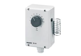 Maico Thermostat TH 16 mit Fernfühler, 16 A
