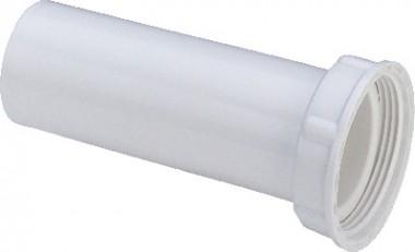 Viega Verstellrohr 6892 in G1 1/2 x 40x500mm Kunststoff weiss
