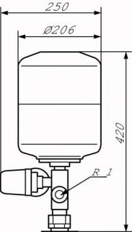 Wilo Elektrisches Zubehör, Druckregelung Druckschaltung WVA bis 6 bar