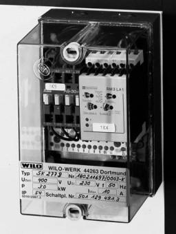 Wilo Elektrisches Zub., Pumpensteuerung Schaltgerät SK 277