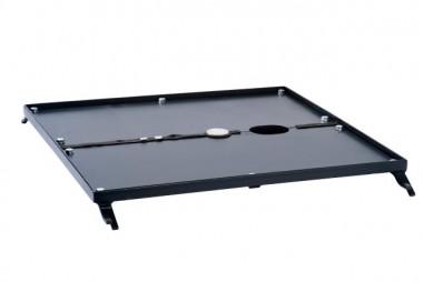 KSB Zub Stahl-Abdeckplatte | Form A560 | mit Rahmen und Dichtung | 500x500mm | 18075627