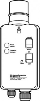 Wilo Motorschutzstecker 8,0-11,5 A Standard