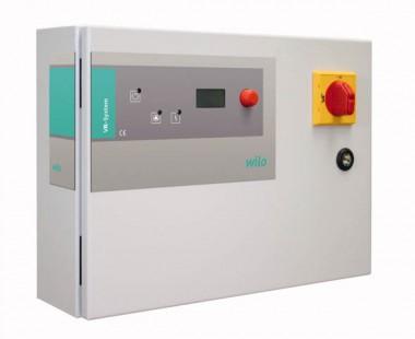 Wilo Pumpensteuerung/Vario-Regelsystem VR-HVAC-System 2 x 4,0 WM