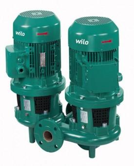 Wilo Trockenläufer-Standard-Doppelpumpe DL 50/200-1,5/4,DN50,1.5kW