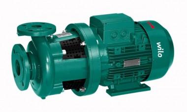 Wilo Trockenläufer-Blockpumpe BL 100/180-4/4,DN125/DN100,3x400V,4kW  Artnr. 2121109