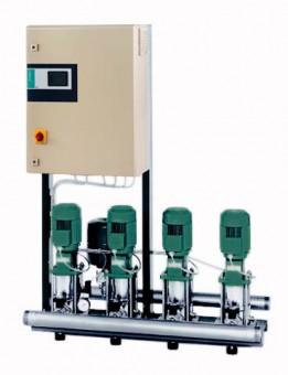 Wilo Mehrpumpenanlage CO-2 MVI 204/CC,R 2,3x400V,0.75kW