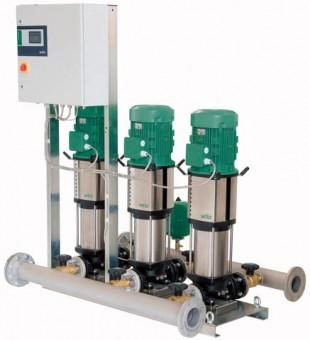 Wilo Mehrpumpenanlage Comfort CO-3 Helix V 1605/K/CC,R3/R3,4kW