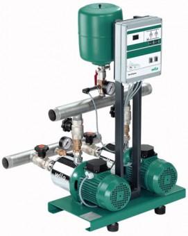 Wilo Mehrpumpenanlage Economy CO-4 MHI 1603/ER,DN100,230/400V