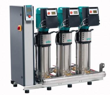 Wilo Mehrpumpenanlage SiBoost Smart 2 Helix VE 606,2.2kW