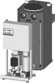 Wilo Löschwasserversorgungsanlage FLA Compact-2 Helix V 2206 DS16,7.5kW