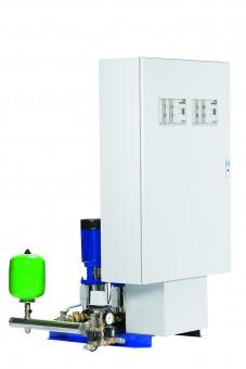 KSB Feuerlöschanl. Hya-Duo DFL 2/0209 B mit 2 Pp. Movitec V 02/09 B, 0,75 kW