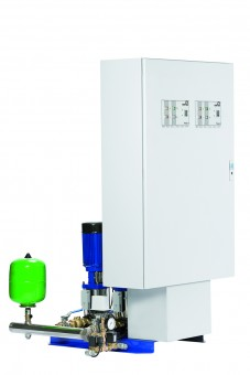 KSB Feuerlöschanl. Hya-Duo DFL 2/0408 B mit 2 Pp. Movitec V 04/08 B, 1,5 kW