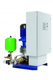 KSB Feuerlöschanl. Hya-Solo DFL 1/1011 B mit 1 Pumpe Movitec V 10/11 B, 4 kW