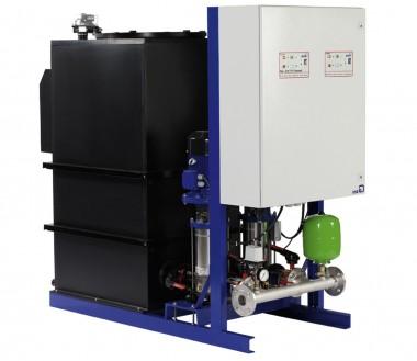 KSB FL Trennst. Hya-Duo DFL Compact 2/1505 B, nach DIN 14462, 5,5 kW
