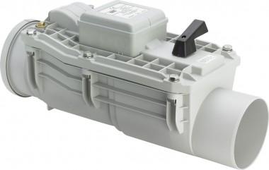 Viega Rückstausicherung Grundfix 4987.3 in 150mm Kunststoff grau