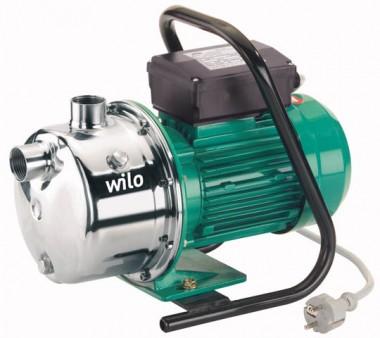 Wilo Hochdruck-Kreiselpumpe Jet WJ 202 X 1x230V,G 1/G 1,0.65kW