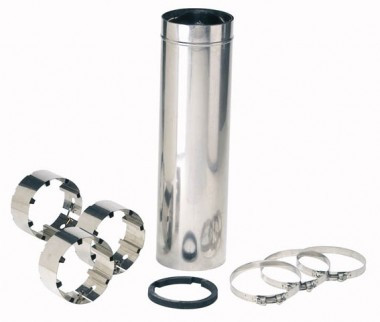 Wilo Kühlmantelrohr für TWU 8-4212-B, Vertikale Installation