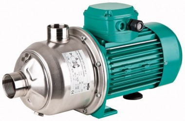 Wilo Hochdruck-Kreiselpumpe Economy MHI 1603N-1/E/3-400-50-2,G2/G11/2,2.2kW