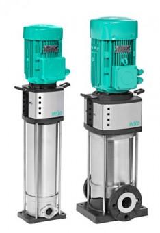 Wilo Hochdruck-Kreiselpumpe Helix V606-2/25/V/K/400-50,DN32,1.1kW