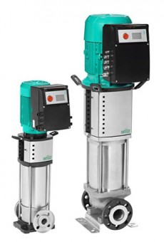 Wilo Hochdruck-Kreiselpumpe Helix VE 3605-1/16/E/KS,DN65,400V,15kW