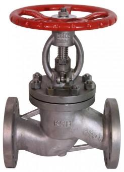 KSB Absperrventil BOACHEM ZXA DN 65, PN 10/16, Drosselkegel, 1.4408