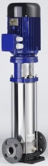 KSB InlinePp Movitec VF 2/28 B F 2pol 2,2 kW 230/400 V IE3 Rundflansch
